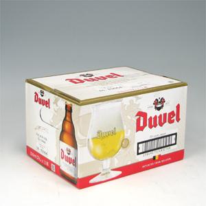 デュベル Duvel  330ml ×12  [870107]