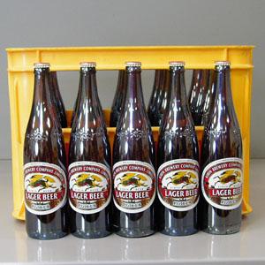 キリン ラガービール大瓶 633ml×20本P函入  [872001]