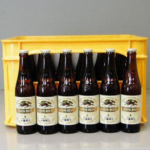 キリン 一番搾り 小瓶 334ml×30本P函入  [872020]
