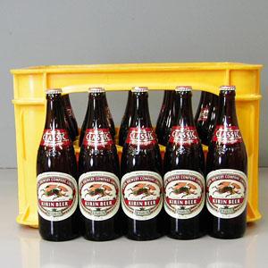 キリン クラシックラガー瓶 500ml×20本P函入  [872093]