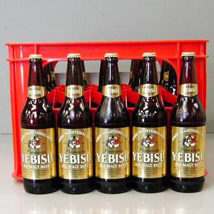 エビス 生ビール 大瓶 633ml×20本P函入  [872226]