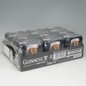 ギネス ドラフトビール (缶) 330ml×24  [872424]