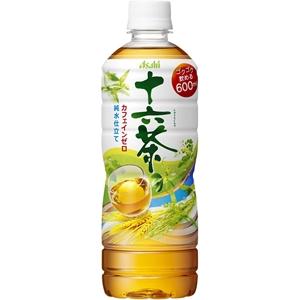 アサヒ 十六茶 ペット 600ml×24  [874191]