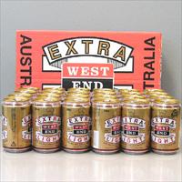 ウエストエンド ローアルコール 330ml 24缶入り  [874956]