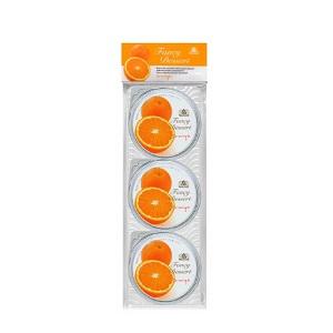 モロゾフ ファンシーデザート オレンジ  3個入り[8932]