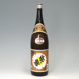 越の誉 本醸造 上撰 1800ml  [910]